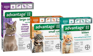 Bayer - Advantage II for Cats
