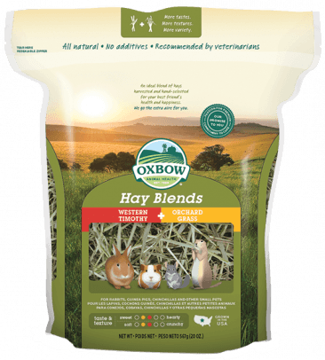 Oxbow - Western Timothy & Orchard Grass Blend Hay