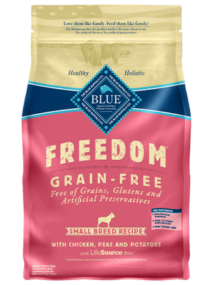 Blue Buffalo - Freedom Small Breed Chicken
