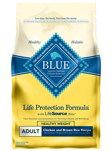 Blue Buffalo - Life Protection Healthy Weight Chicken & Rice