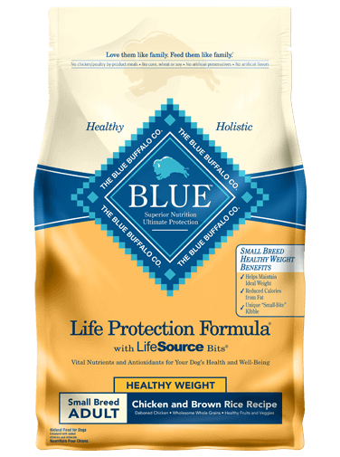 Blue Buffalo - Life Protection Small Breed Healthy Weight Chicken