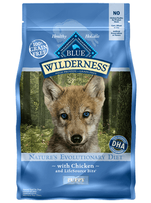 Blue Buffalo - Wilderness Puppy Chicken