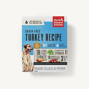 Grain-Free Turkey