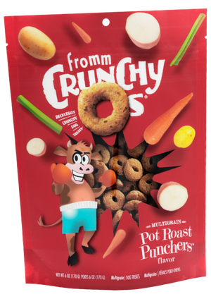 Fromm - Pot Roast Punchers Crunchy-O's 6-oz