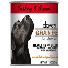 Dave's - Turkey & Bacon Formula