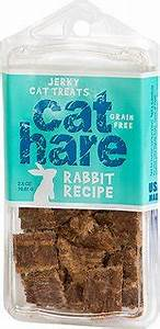 Cat Hare Jerky Rabbit Treats