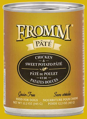 Fromm Chicken & Sweet Potato Canned Dog
