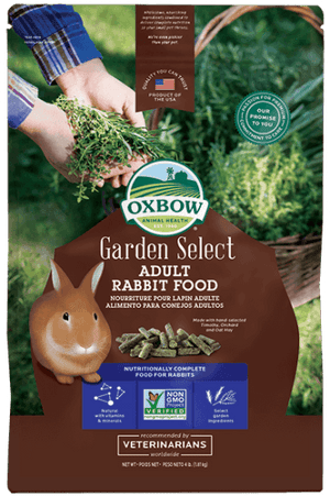 Oxbow - Garden Select Adult Rabbit 4-lb