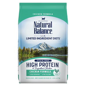 Natural Balance - Feline Limited Ingredient High Protein Chicken