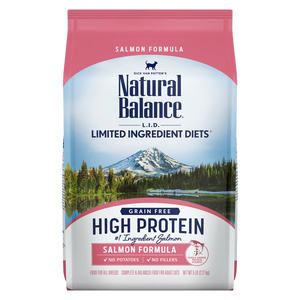 Natural Balance - Feline Limited Ingredient High Protein Salmon