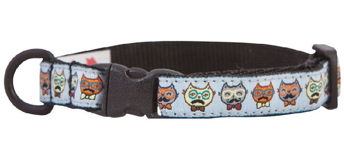 RC Pet - Breakaway Meowstache Cat Collar