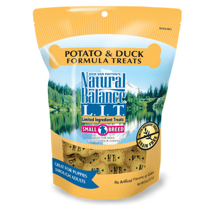 Natural Balance - Small Breed Limited Ingredient Potato & Duck Treats