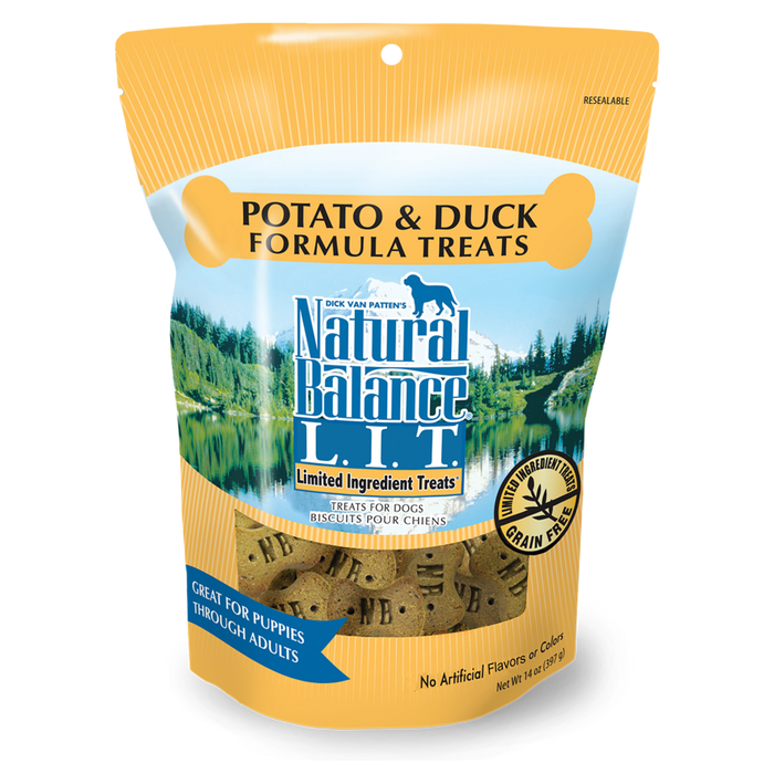 Natural Balance - Limited Ingredient Potato & Duck Treats