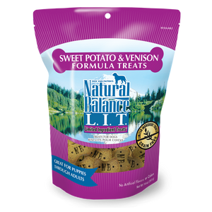 Natural Balance - Limited Ingredient Sweet Potato & Venison Treats