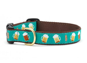 Up Country Beer Dog Collar