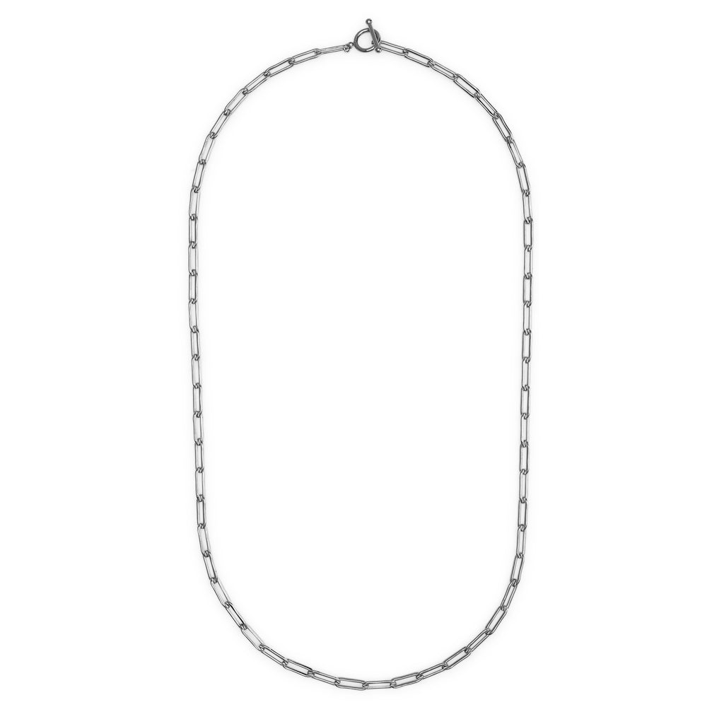 silver-chain-necklace