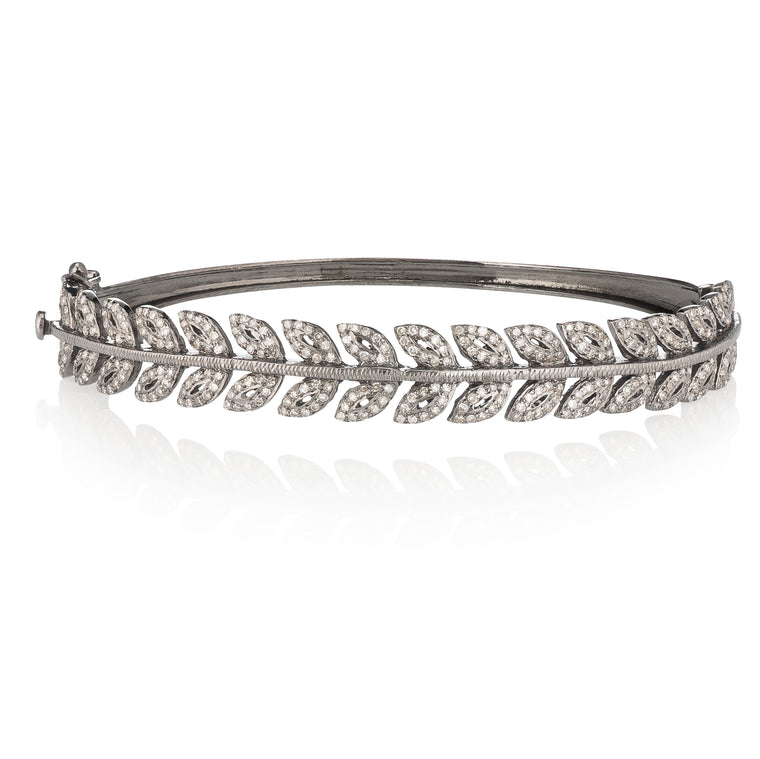 diamond-leaf-bracelet