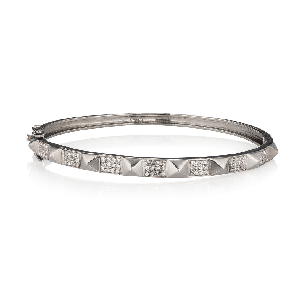 Diamond Stud Bracelet