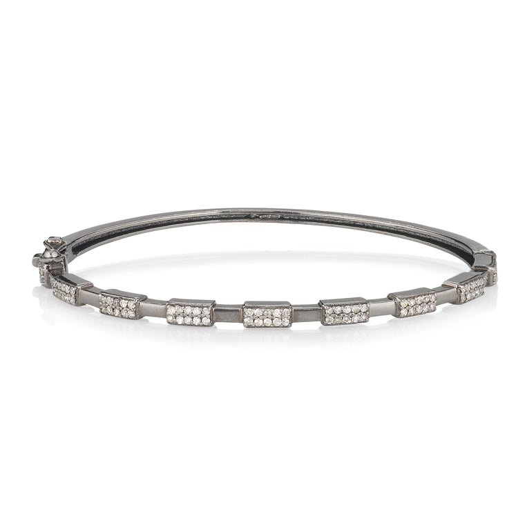 Open Space Diamond Bracelet