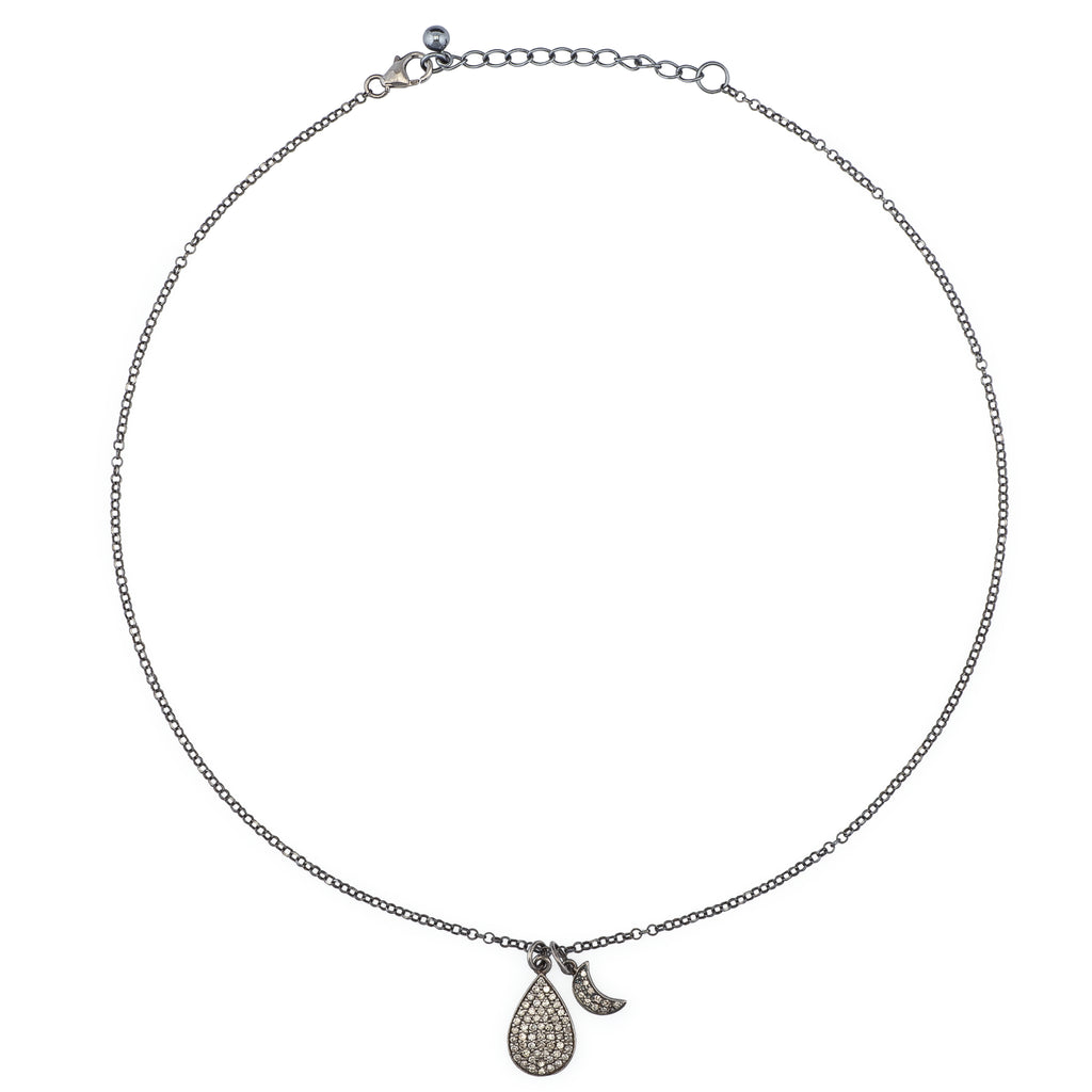 diamond-pear-and-moon-necklace