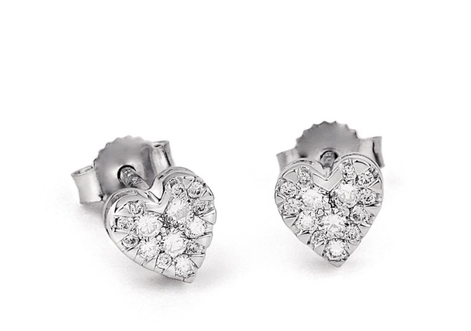 diamond-heart-studs