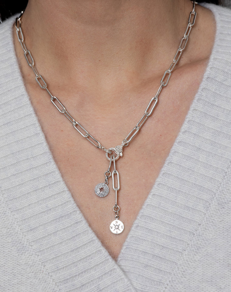 sterling-silver-diamond-chain-necklace