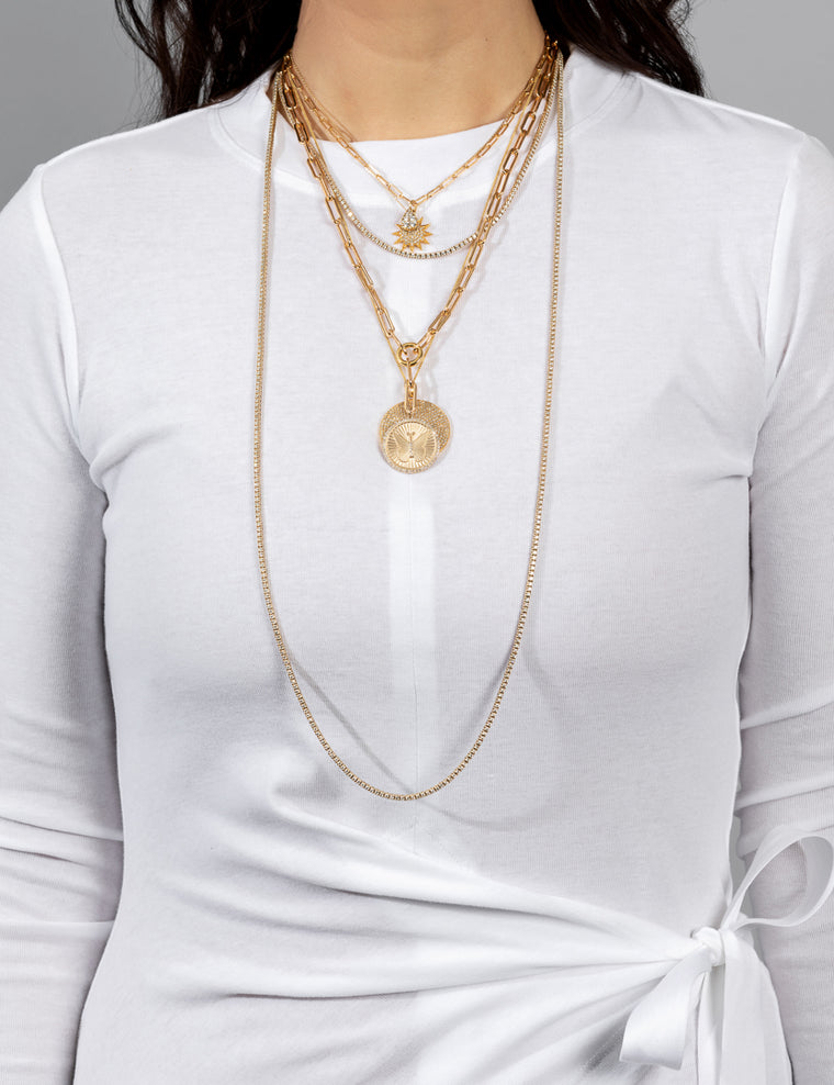 yellow-gold-tennis-necklace
