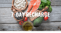 7-Day Recharge System | Complete Body Labs | Probiotics, Nootropics, Brain Supplements, Protein Bars, Workout Supplements, Health Supplements, Omega-3 & Essential Vitamins For Men & Women