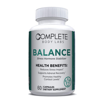 BALANCE (Cortisol Support Formula) Complete Body Labs