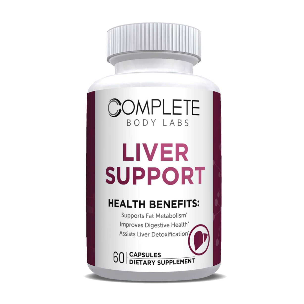 LIVER SUPPORT Complete Body Labs | Probiotics, Nootropics, Brain Supplements, Protein Bars, Workout Supplements, Health Supplements, Omega-3 & Essential Vitamins For Men & Women