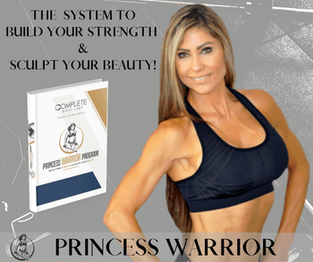 Princess Warrior Program (Sculpt Body & Lose Fat) Complete Body Labs | Probiotics, Nootropics, Brain Supplements, Protein Bars, Workout Supplements, Health Supplements, Omega-3 & Essential Vitamins For Men & Women