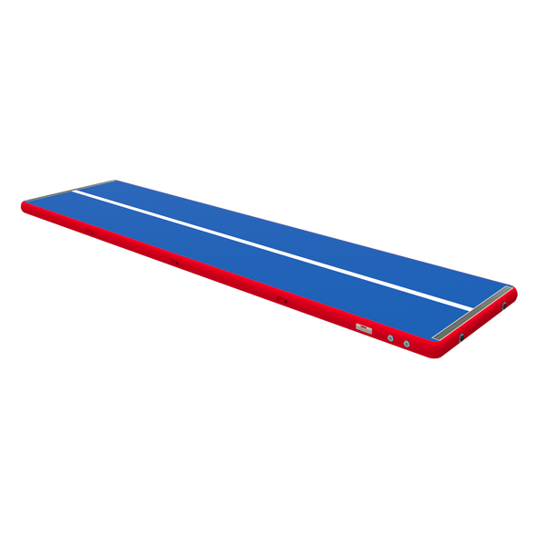 Custom Air Track sizes up to 7m Long x 2m Wide x 0.2m Thickness - Air Track