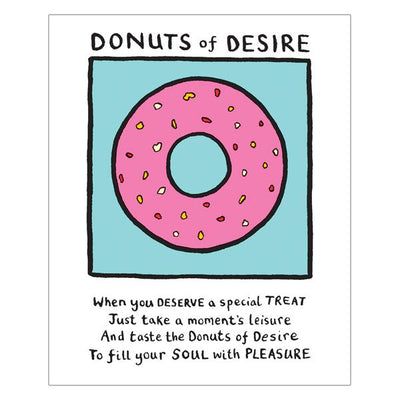 Donuts Of Desire