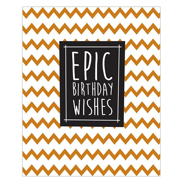 Really Good Epic Birthday Wishes Card