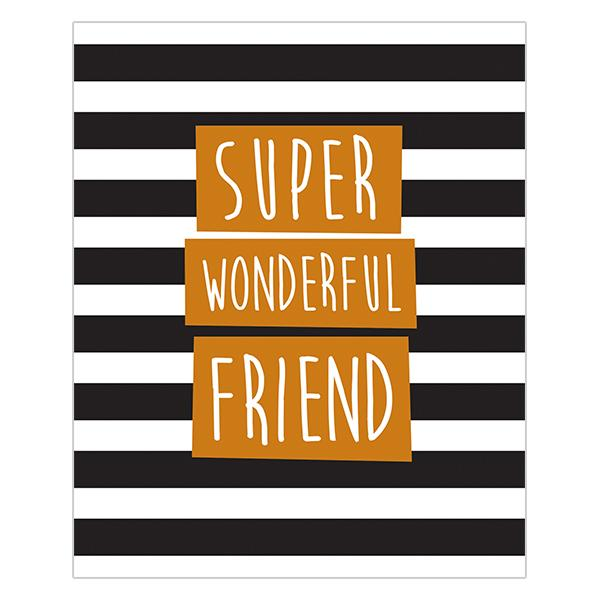 Super Wonderful Friend
