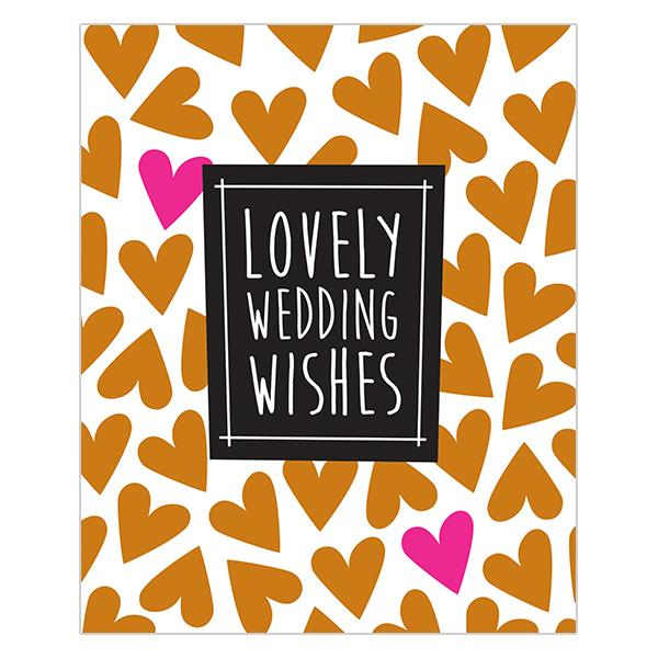 Lovely Wedding Wishes