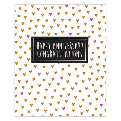 Happy Anniversary Congratulations - DECK42
