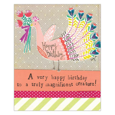 A Very Happy Birthday Card