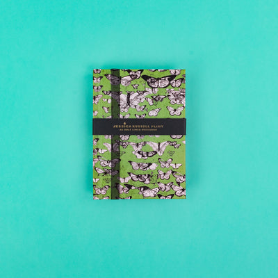 A6 Luxury Notebook with butterflies - JRNBS02