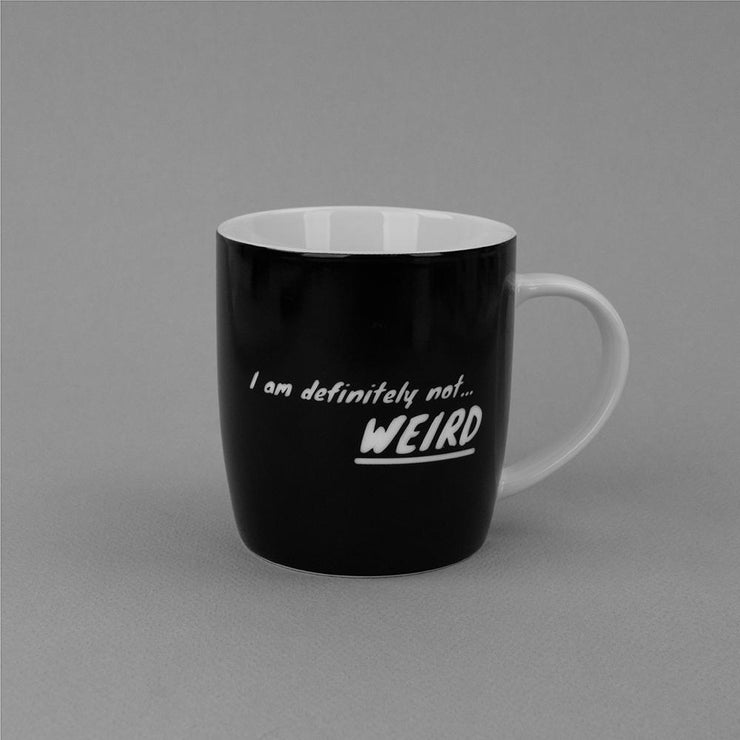I Am Definitely Not Weird Mug - AMIG17