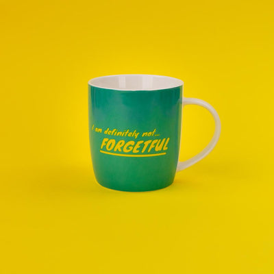 I Am Definitely Not Forgetful Mug - AMIG19