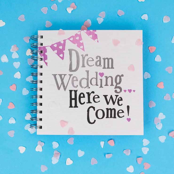 The Bright Side Dream Wedding Here We Come Planner