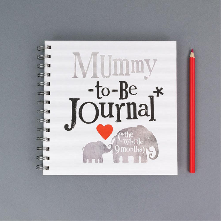 Mummy To Be Journal