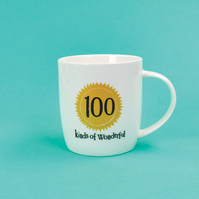 The Bright Side Milestone 100th Mug - BSHHC62