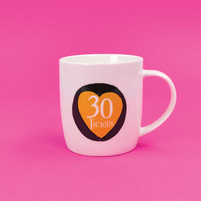 The Bright Side Milestone 30th Mug - BSHHC55