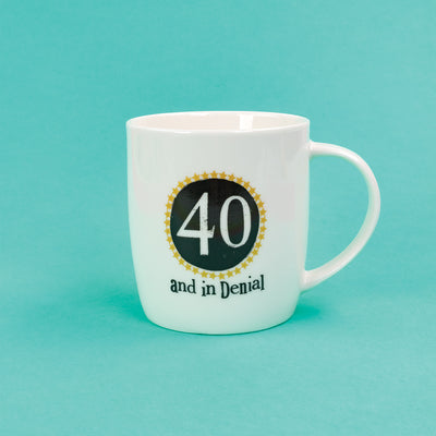 The Bright Side Milestone 40th Mug - BSHHC56