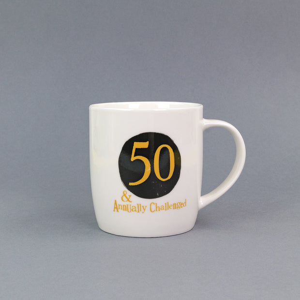 The Bright Side Milestone 50th Mug - BSHHC57