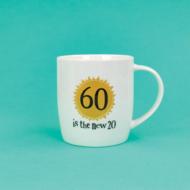 The Bright Side Milestone 60th Mug - BSHHC58