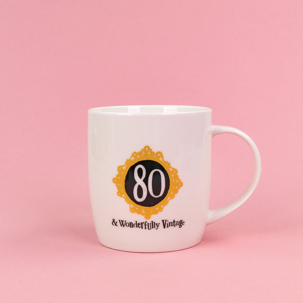The Bright Side 80th Milestone Mug - BSHHC60