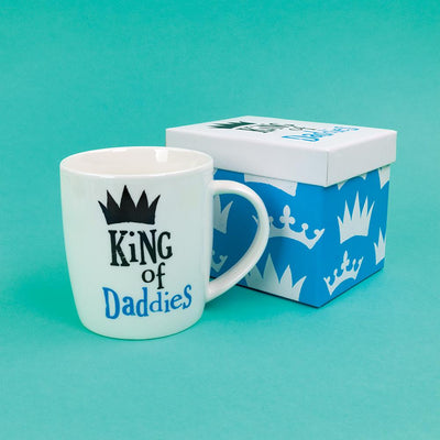 King Of Daddies Mug - BSHHC48